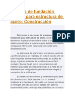 Sistema de fundación aislada para estructura de acero.docx