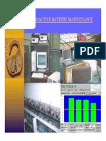 Battery Proactive Maintenance