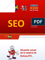Boticas BTL - SEO Mkt Digital