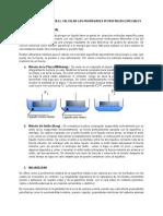 Algunos Métodos Para El Calcular Las Propiedades Petrofísicas Especiales