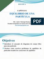 1. CAP EQUILIBRIO DE UNA PARTICULA.pptx