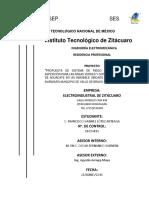 Informe Técnico Final Sistema de Riego Por Goteo y Aspersión - Francisco Gabriel López Arteaga