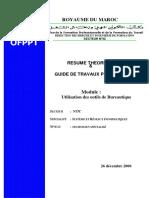 Module 02 Bureautique