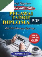 Contoh Soalan Exam PTD 2016