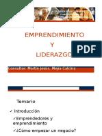 0000 Emprendimiento y Liderazgo Martin Mejia