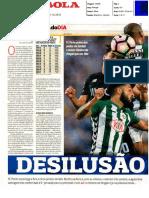 Vitória de Setúbal 0-0 FC Porto