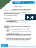 Testability Analysis