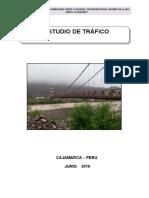 Estudio de Tráfico Puente La Ramada