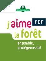 ONF Charte Du Promeneur