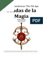 The Ninth Age Sendas de La Magia 0 11 2 ES9