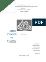 Ejercicio Flujo de Efectivo Unidad II 2016-ANGELICA 2705