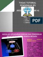 Tugas Tutorial Ips modul 4