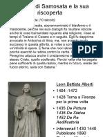 Leon Battista Ariosto