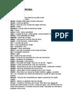Dialeto Yoruba