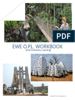 Peace Corps Ewe - Workbook 2010