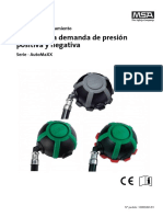 AutoMaxx_ES Equipo Respirador Autonomo