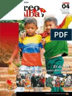"""Revista """"Correo del Alba"""" No. 4 - Noviembre-Diciembre, 2010"""