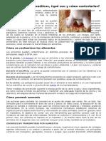 Enfermedades zoonóticas