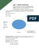 Ecologia Factores Bioticos y Abioticos