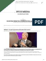 Bolloré _ Ce Que La Jeunesse Africaine Doit Savoir ! - ByUs Media