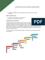 Diagnostico de La Infraestructura de La Empresa Eliberth