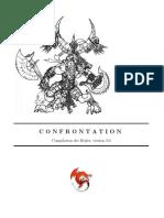 [France] Confrontation. Jeu Estrateguique.