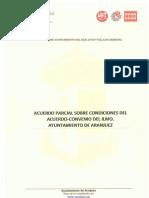 Acuerdo Parcial 2012-2015