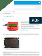 Arduino Project_ Digital Clock - APC