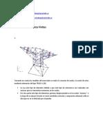 analisis por elementos finitos tipo truss