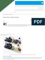 Arduino Project 5_ Digital Audio Player - APC
