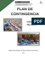 Plan de Contingencia Heladas