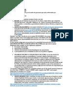 Cuestionario Internacional 2do Corte.