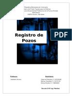 Registro de Pozos