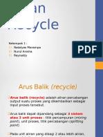 Aliran Recycle