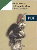Bolivar Echeverría - El Materialismo de Marx
