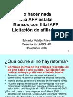 Presentacion Salvador Valdes