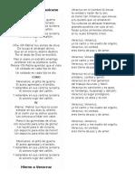 Himnos [Nacional, Veracruz, Telesecundaria]