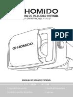 Homido User Manual Es c492