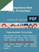 Soal Uji Kompetensi Ners Komunitas
