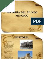 Historia Del Mundo Minoico