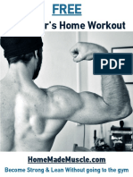 Beginners Basic Bodyweight Program NEW