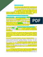 08VA Clase. Contracción Muscular (Musculo Liso) y Comunicacion Celular I. Pedro Cruz