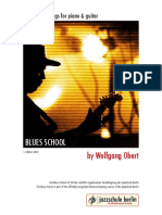Blues School Chords