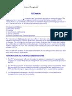CourseProject RFP Template 14