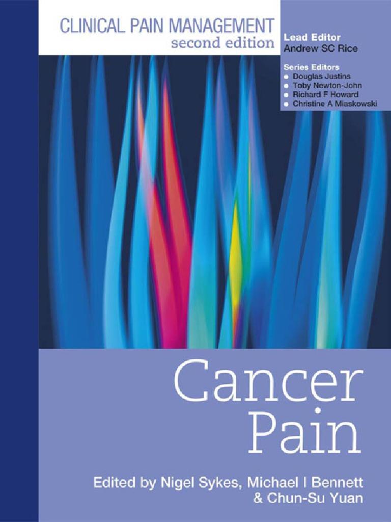 Cancer Pain - Clinical Pain Management | Palliative Care | Pain