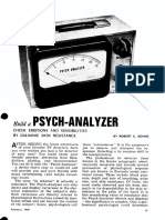 Psych Analyzer