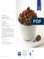 Tupperware Chocolatey Party Mix