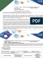 Guía de Actividades y Rúbrica de Evaluación-Fase 3 Discusión