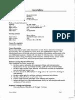 UT Dallas Syllabus for phys2325.0u1.10u taught by Gary Frazier (gaf012000)