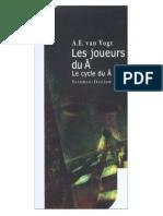 Van Vogt, AE - Le NON-A 02 - Les Joueurs Du A